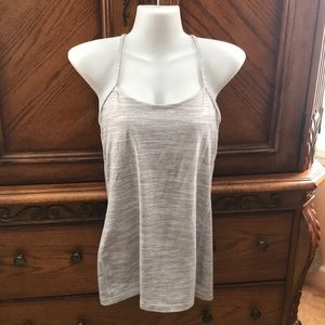 Lululemon power Y tank size 8